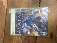 xBox 360 Avatar The Game