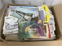 Large Selection of Vintage Post Cards