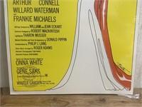 "Original Broadway ""Mame 1977"" Poster"