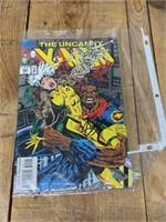 Autographed Marvel The Uncanny