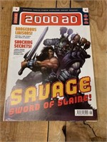 (20) Selection of 2000 AD Comics