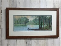 Framed and Matted 1965 Dorothy