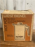 Westbend Hot Pot with Box