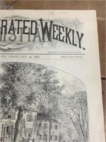 1887 The Illustrated Christian Weekly