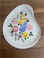 "Handpainted Stangl ""Fruit and Flowers"""