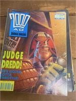 (20) Selection of 2000 AD Comics