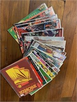 (20) Selection of Comic Books