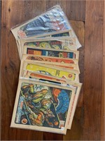 (20) Selection of 2000 AD and Tornado