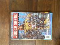 (20) Selection of Judge Dredd Megazines
