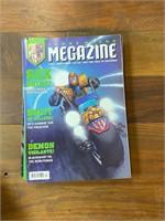 (21) Selection of Megazines