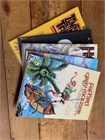 (5) Selection of Graphic Novels