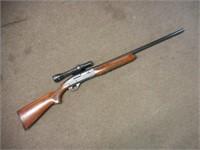 Remington Model 48, 12ga, semi auto, scope