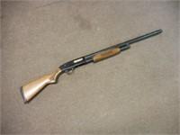 Mossberg Model 500A, 12ga, pump, vent rib