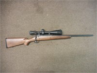 Savage Model Axis, 223cal, bolt action, Accu