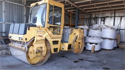 BOMAG BW144AD  used
