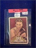 1951 Topps Ringside Gus Lesnevitch Card