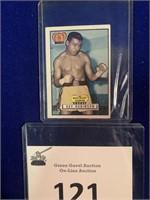 1951 Topps Ringside Ray Robinson Card