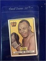 1951 Topps Ringside Jersey Joe Walcott Card