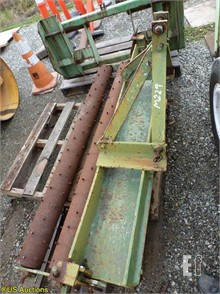 1) HARROW 6' ATTACHMENT W/ROLLERS Other Online Auctions - 1