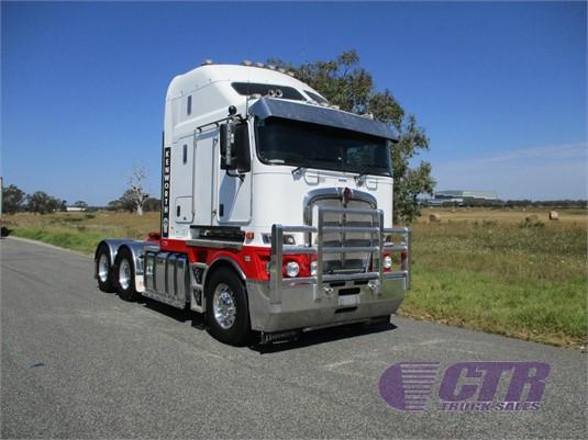 2013 Kenworth K200 CTR Truck Sales - Trucks for Sale