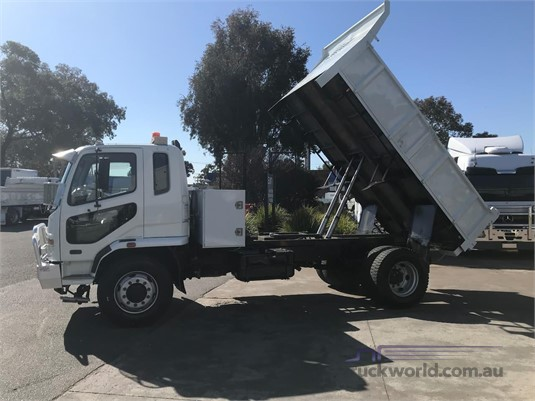 2008 Mitsubishi Fuso FM Adtrans Used Trucks Sydney - Trucks for Sale