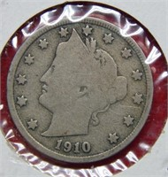 Weekly Coins & Currency Auction 12-20-19