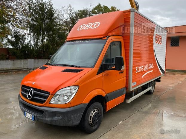 Mercedes-Benz SPRINTER 518 used