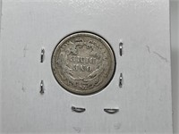 1882 SEATED LIBERTY SILVER DIME