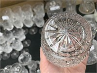 WATERFORD CRYSTAL CONDIMENT JAR