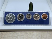 1966 SPECIAL MINT SET / SILVER COINS