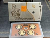 2013 $1 US MINT PROOF COIN SET