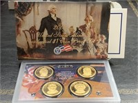 2008 $1 US MINT PROOF COIN SET