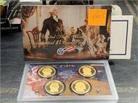 2007 $1 US MINT PROOF COIN SET