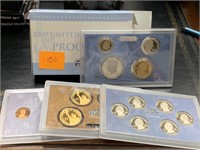 2009 US MINT PROOF COIN SET