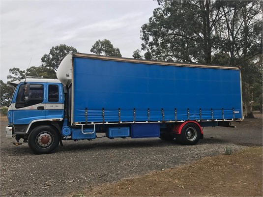 1999 Westrucks 8.0 M - Truck Bodies for Sale