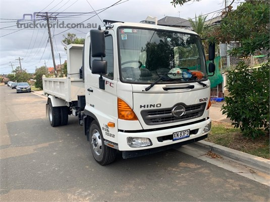 2018 Hino 500 Series 1022 FC - Trucks for Sale