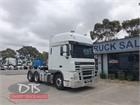 2013 DAF XF105 Prime Mover