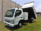 2009 Fuso Canter Tipper