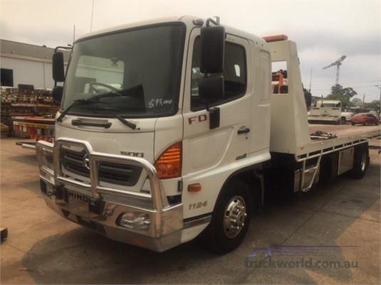 2016 Hino FD1124 - Trucks for Sale