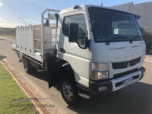 2012 Mitsubishi Fuso CANTER 7/800 - Trucks for Sale