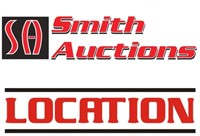 DECEMBER 30TH - ONLINE EQUIPMENT AUCTION
