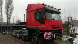 IVECO TRAKKER 560  used