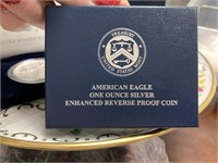 2019 ENHANCED REV PROOF AMERICAN EAGLE SEE NOTES