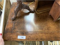 GORGEOUS ACCENT TABLE / DESK W DRAWERS