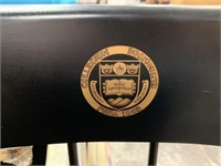 STUNNING COLLEGIATE ROCKING CHAIR BY HITCHCOCK