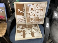 3PC BASEBALL PICTURES