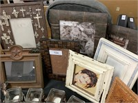 VERY LARGE LOT OF PICTURE FRAMES