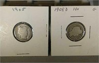 Coin and Currency Dec 2019 Online Auction