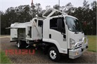 2012 Isuzu FRR 600 Service Vehicle