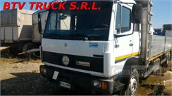 MERCEDES-BENZ 1524  used